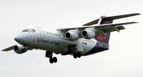 flyg till bryssel